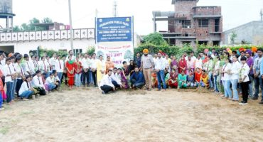 BGCL organized National Awareness Drive